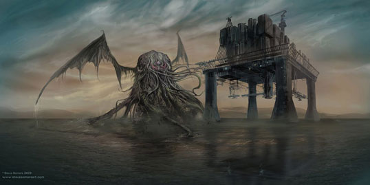 'Cthulhu Lores' by Steve Somers