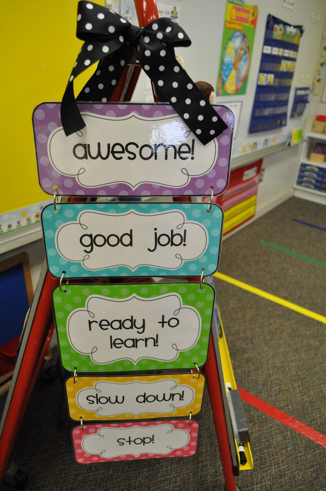 Classroom Management Ideas In Kindergarten ~ Classy gal designs and publishing behavior management