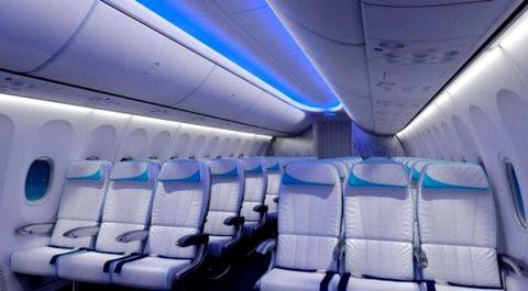 Airlines copa airlines interior for Interieur 737