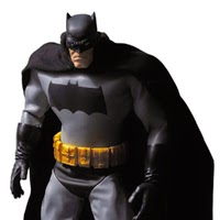 Nueva figura de acción del Caballero Oscuro de Frank Miller