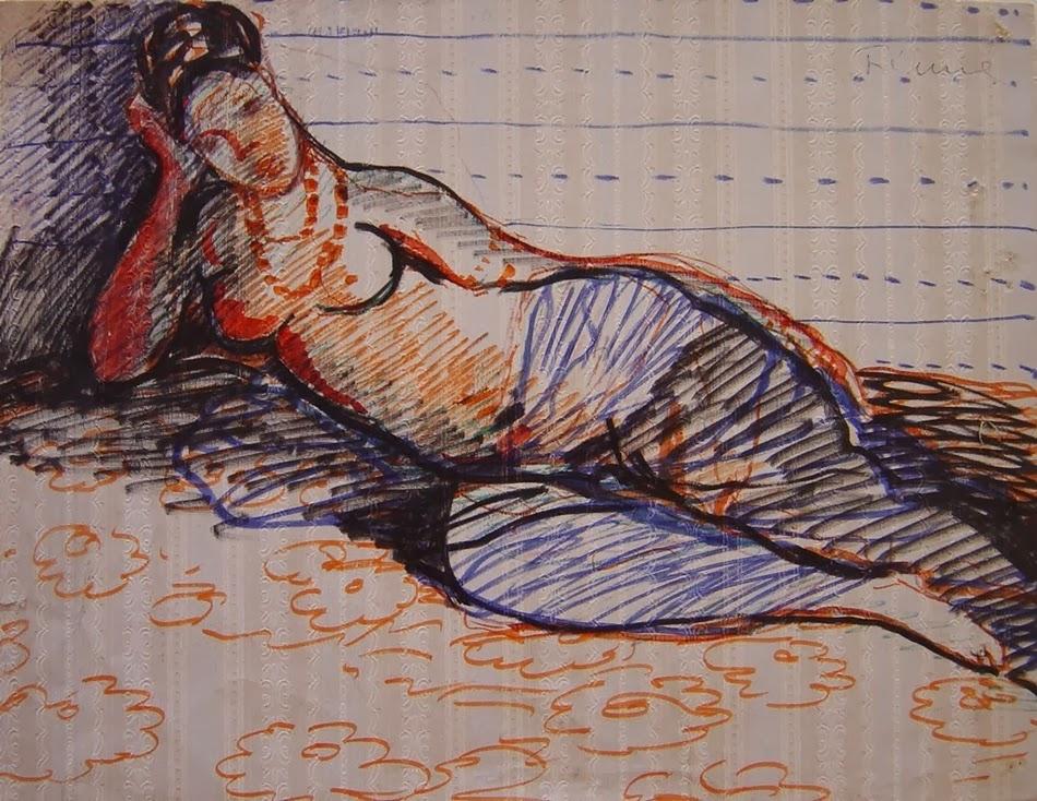 Salvatore FIUME - Page 3 Salvatore+FIUME+%25281915-1997%2529+by+Catherine+La+Rose+%252887%2529