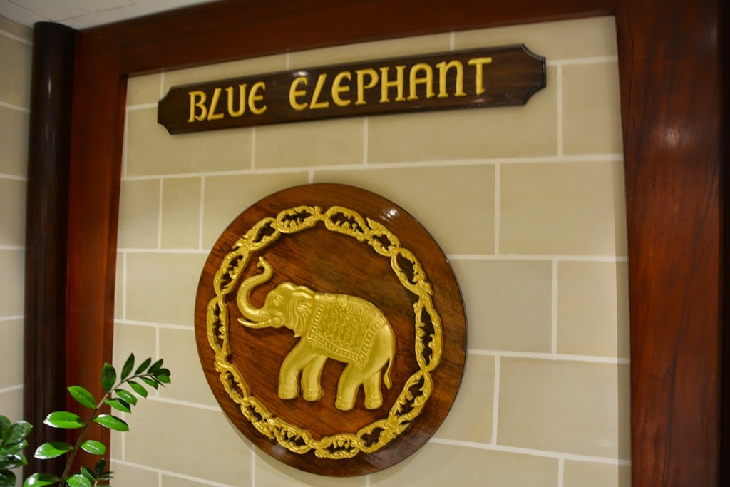 Restaurant Blue Elephant