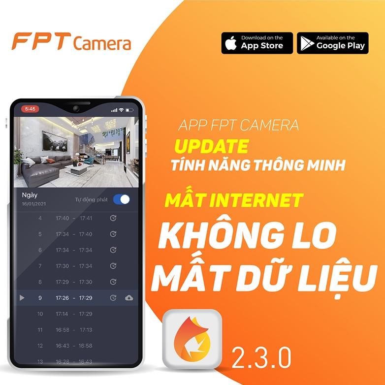 Khuyến mãi lắp camera FPT