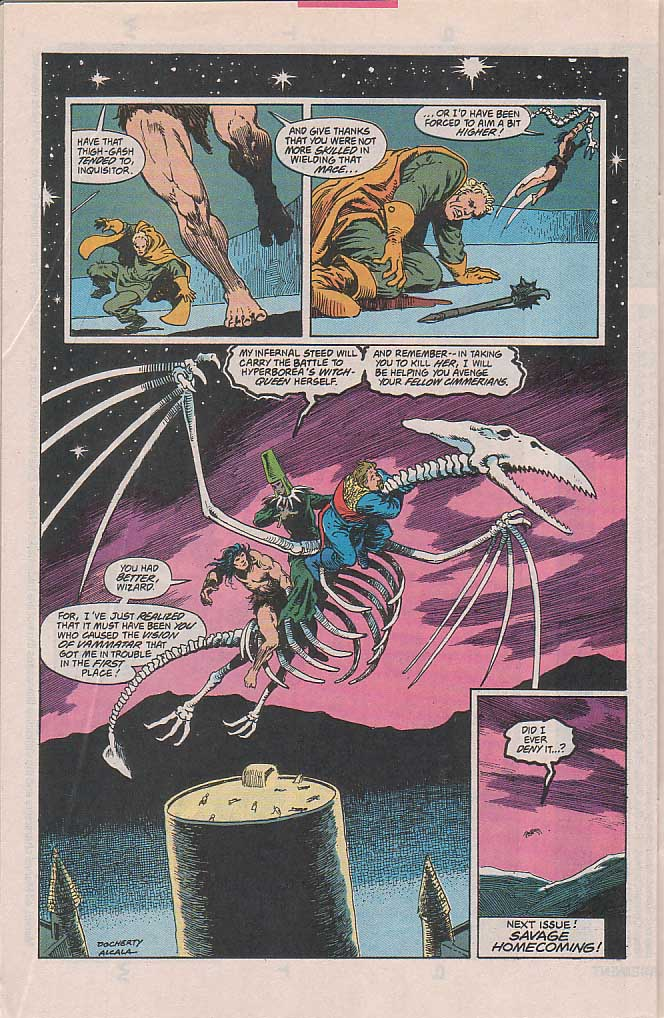 Conan the Barbarian (1970) Issue #257 #269 - English 23