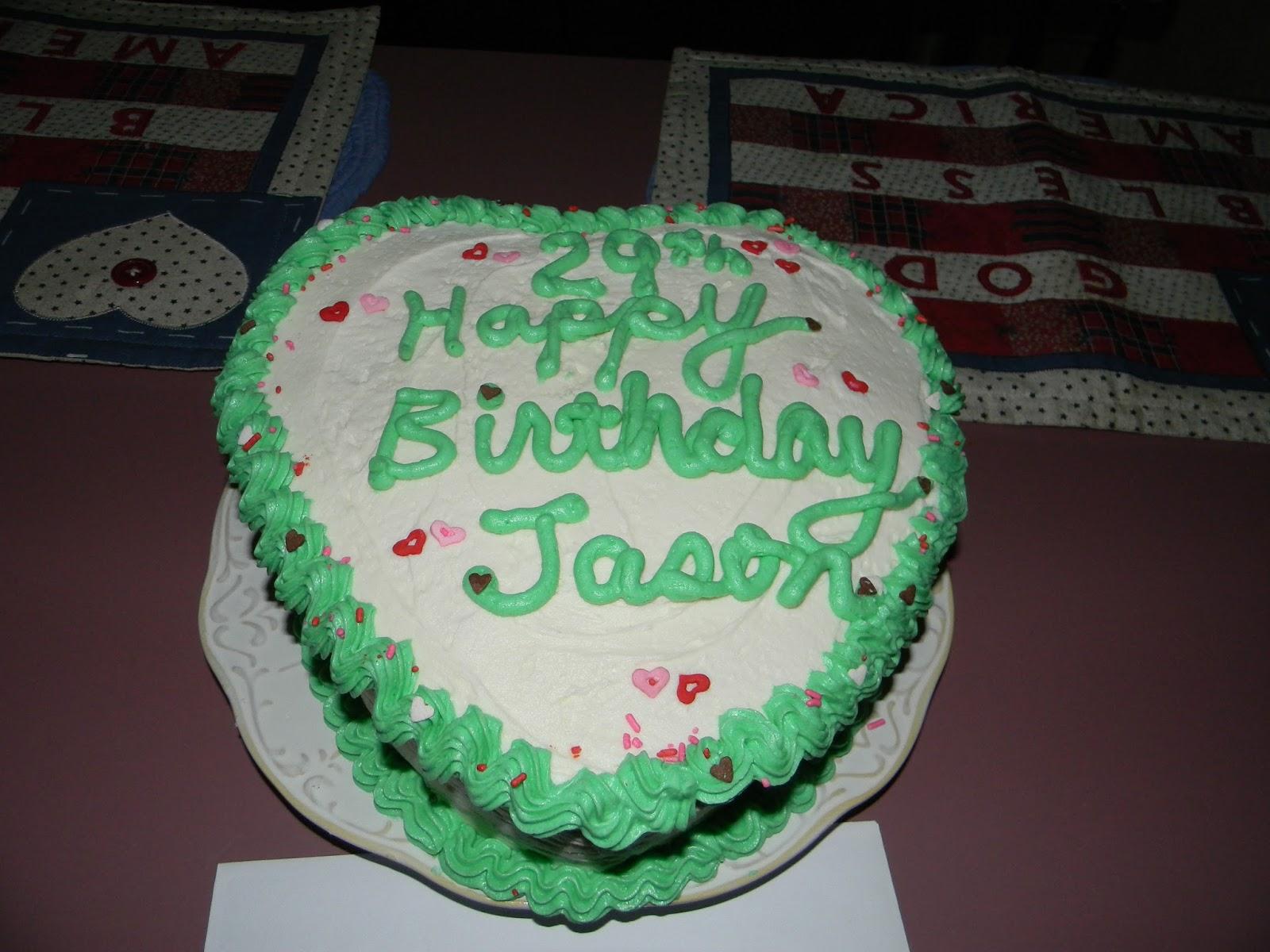 Happy Clean Living Happy 29th Birthday Jason