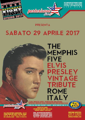 ELVIS NIGHT - Elvis Tribute