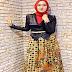 Batik Indonesia, Di HEYA Arabian Fashion Exhibition Di Qatar
