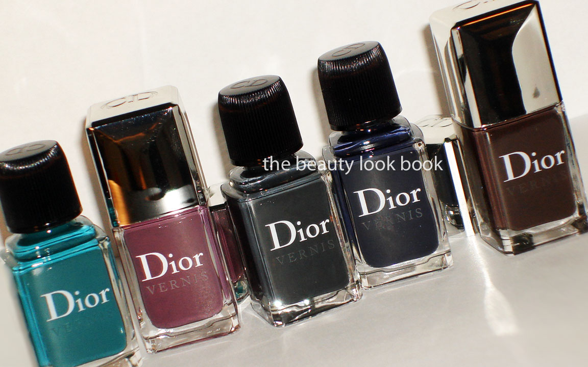 Dior Rock Your Nails Collection: First Look