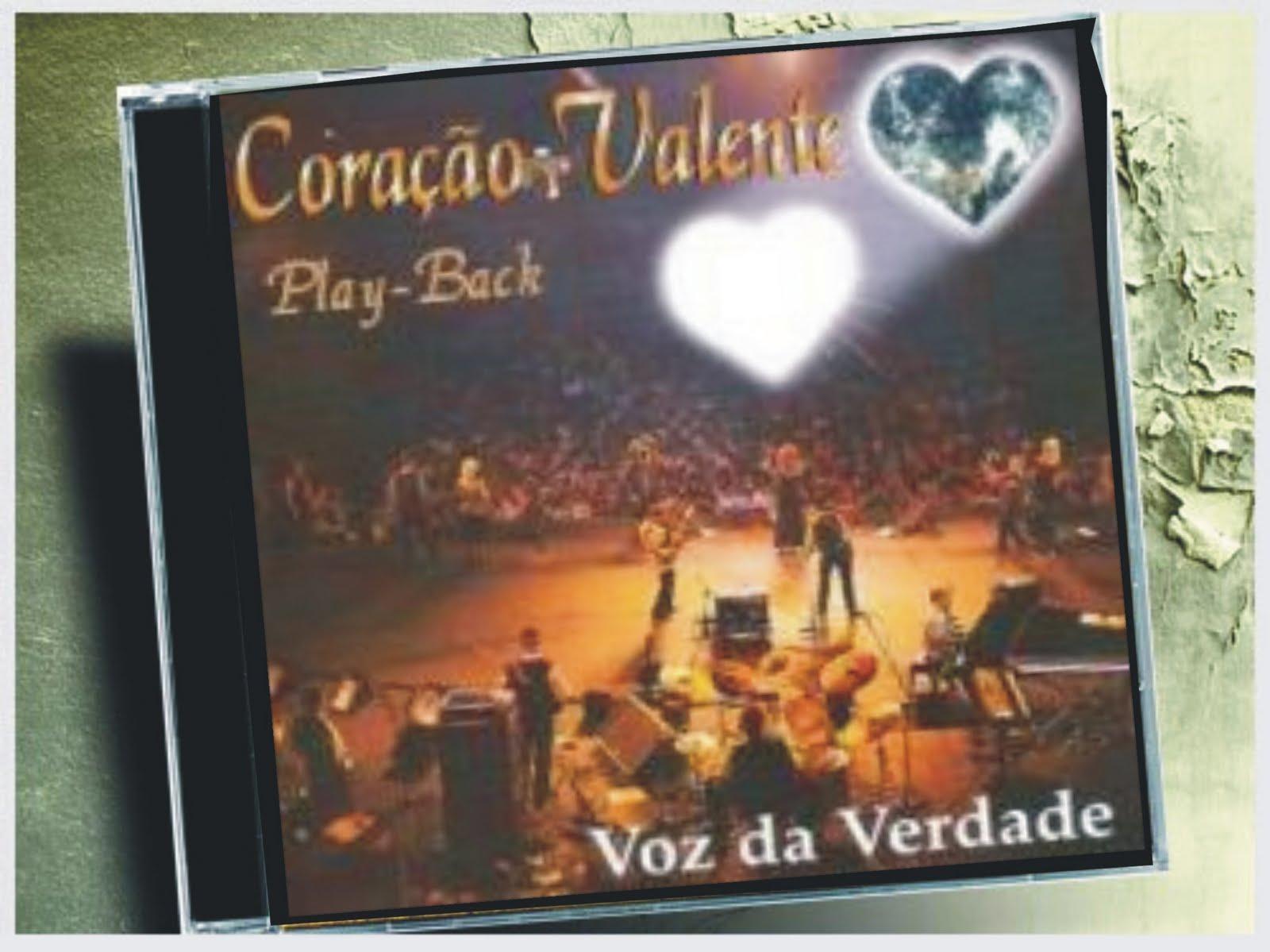Voz da Verdade - Coração Valente - Playback 1997