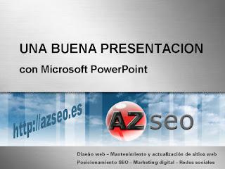 buena presentacion en powerpoint