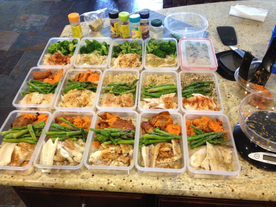 diary of a fit mommy food prepping 101