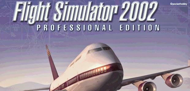 Pocket Hobby - www.pockethobby.com - #PlayForHobby - 10 Jogos para toda uma vida - Flight Simulator 2002 - e muito mais!!