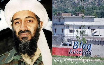 Taman hiburan dibangunkan di tempat Osama bin Laden terkorban