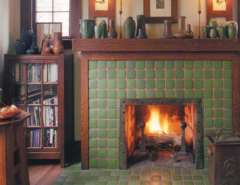 Pratt and Larson Tile: Tile for Your Craftsman Home