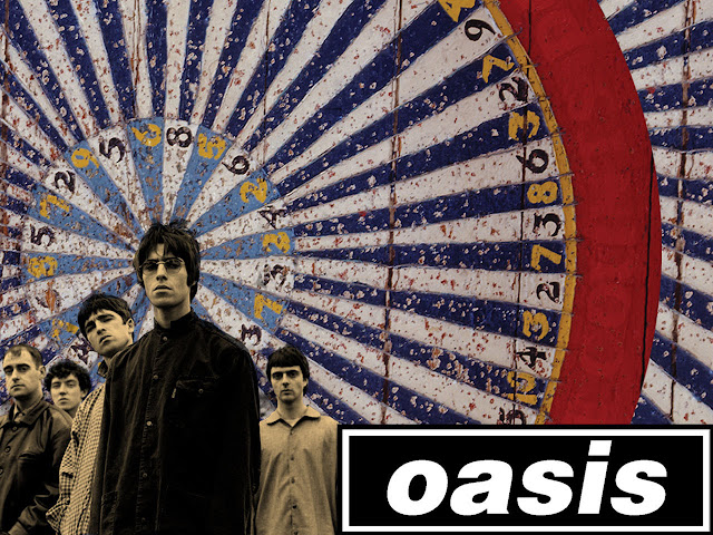PLUMDUSTY'S PAGE: Oasis 1995-01-29 Commodore Ballroom ... Oasis Band 1995