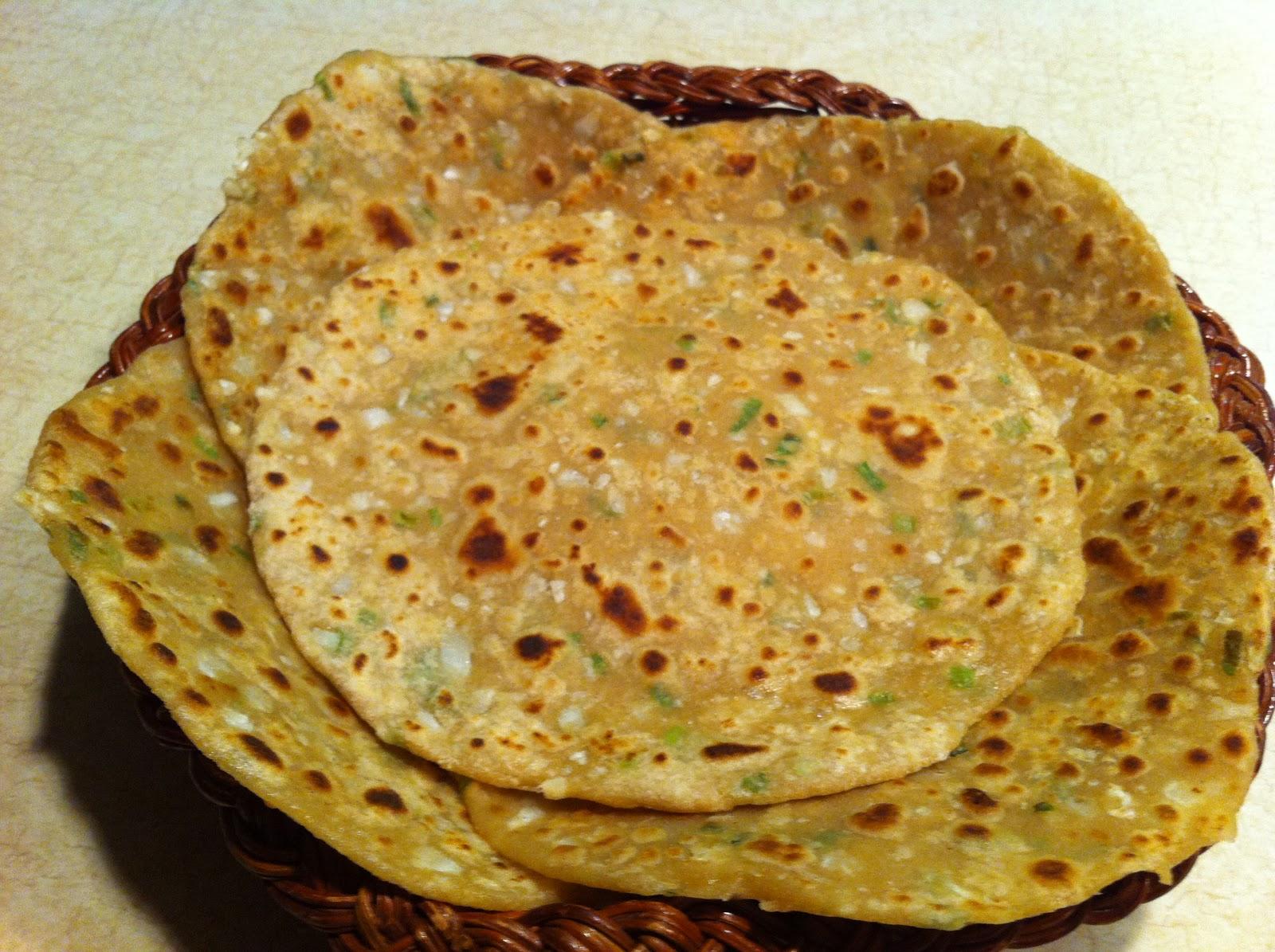 Subhra's Kitchen: Gobi Paratha