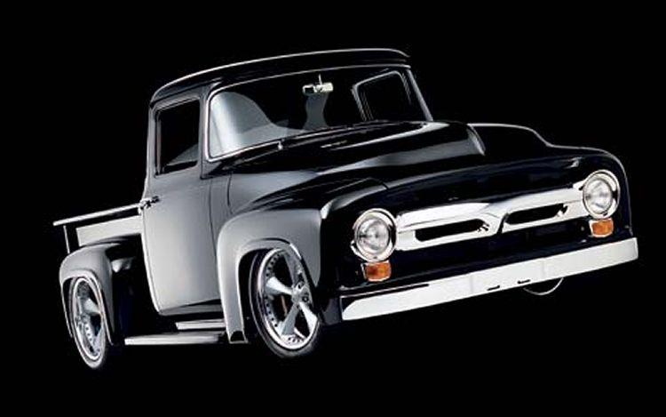 Ford F100 1956 pickup de Chip Foose   Chip Foose  Foose Design