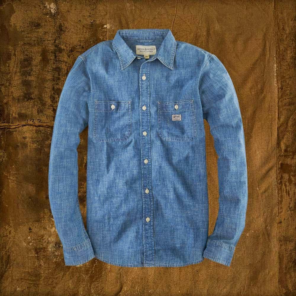 Men 39 s styling david beckham wears denim supply ralph for David beckham t shirt brand