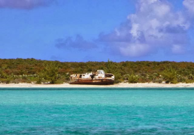 cruising destination exuma bahamas