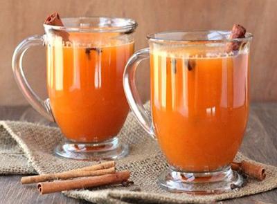طريقة عمل عصير البرتقال بالقرفة والفانيليا, عصير البرتقال, عصير البرتقال بالقرفة, عصير البرتقال بالفانيليا