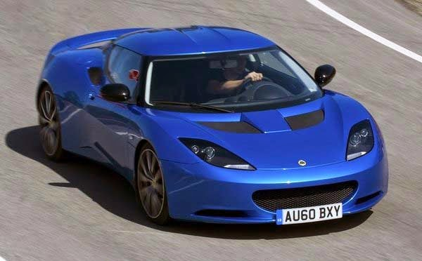 Lotus will Remove the Evora From the U.S. Market
