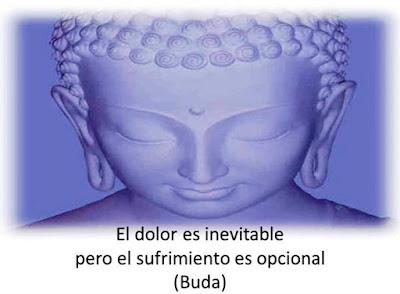 Frases sobre dolor y sufrimiento de Buda