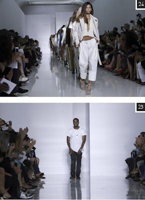 Life Style // Kanye West – Prêt à Porter Printemps/Eté 2012
