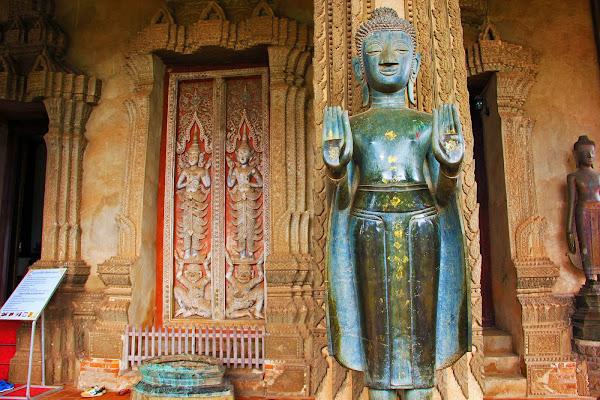 Ho Phra Keo - Vientiane