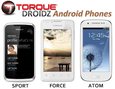 Torque Android Phone