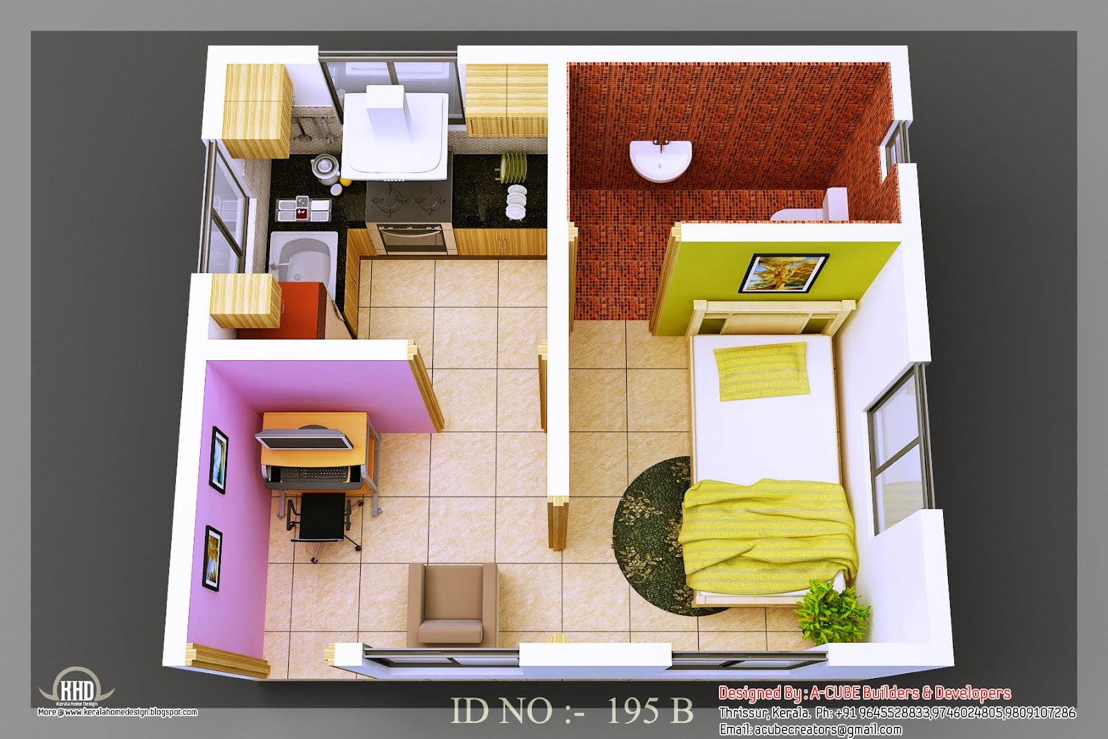 Home Design Plans For A Small Home