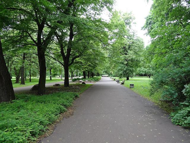 Park Praski w Warszawie