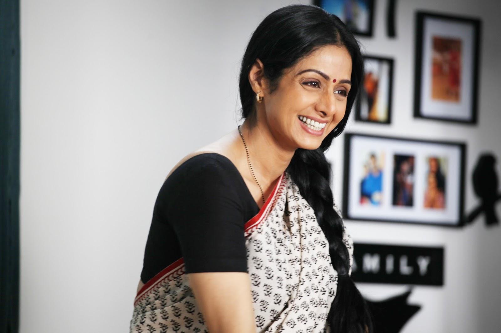 Sridevi Latest Movie Image