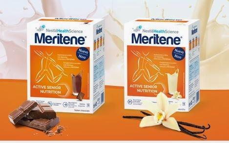 Prueba Meritene