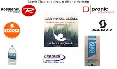 Benoît Chauvet, skieur, traileur, écrivain