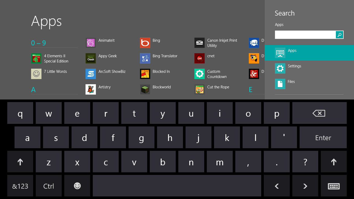 New Windows 8.1 keyboard shortcuts for Quick Use
