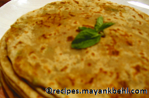authentic salted-caramel-parantha recipe