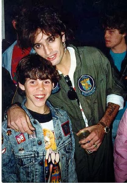 Steve-o and Tommy Lee