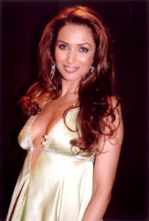 Malaika Arora Khan Long Hairstyle