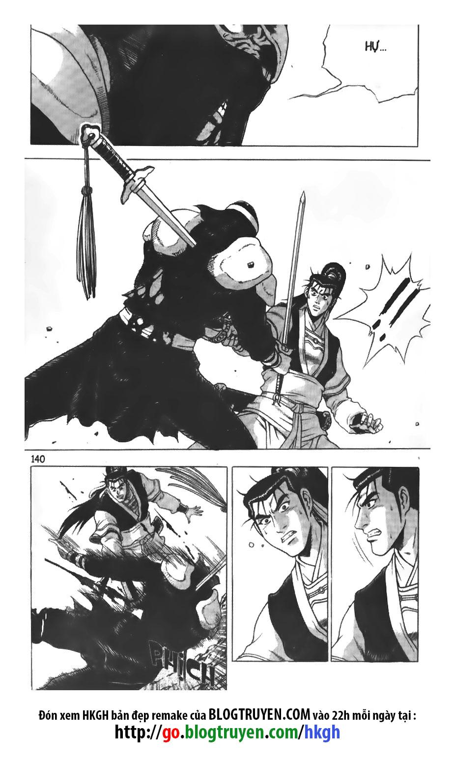 Hiệp Khách Giang Hồ chap 241 Trang 13 - Mangak.info