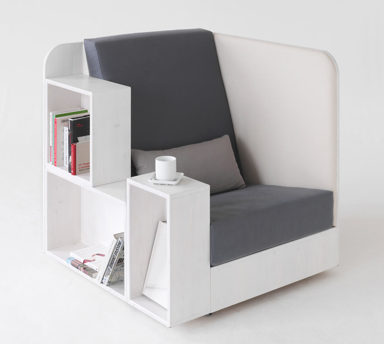 Creativo Sill N Multiusos Quiero M S Dise O # Muebles Ultramodernos