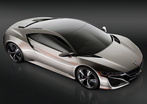 Inovatif Cars Honda Sports Cars
