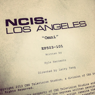 NCIS: LA - Episode 5.03 - Episode Title Revealed