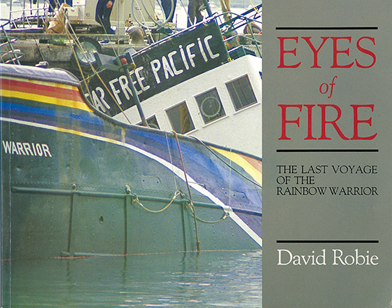 bombing of the rainbow warrior Four minutes after the first explosion, and barely two minutes after the second, the rainbow warrior listed further and then settled on the bottom by 4 am divers had.