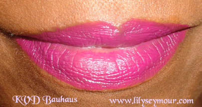 KVD Bauhaus Liquid Lipstick