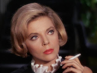 barbara bain smoking