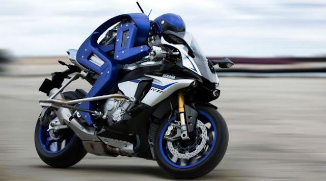 Yamaha Siapkan Robot Penerus Rossi di MotoGP