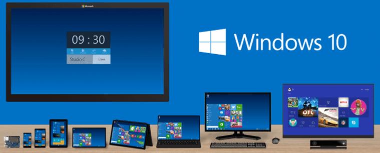 مايكروسوفت تكشف عن ويندوز 10 رسمياً في مؤتمرها وإليك التفاصيل حول ويندوز 10