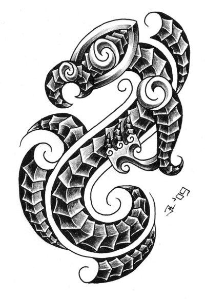 Signos Maories Simbolo Maori Que Significa Buena Suerte Prosperidad