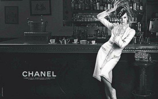 Chanel Pre Fall 2012 ad campaign