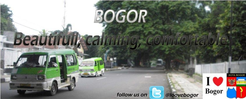 THIS IS MY CITY, THIS IS BOGOR